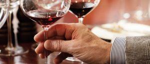 alcohol along with their corresponding symptoms