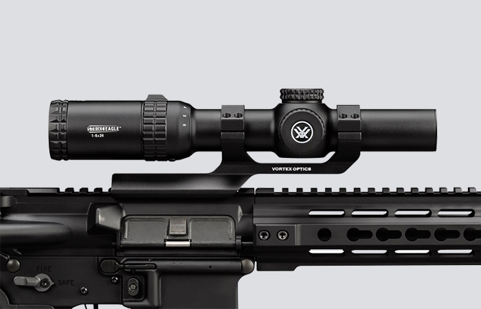 Night vision scope devices
