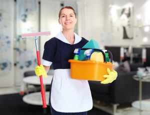 services of house cleaning
