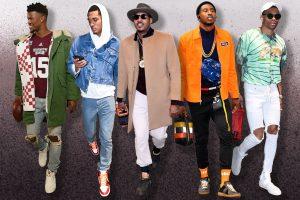Streetwear clothing