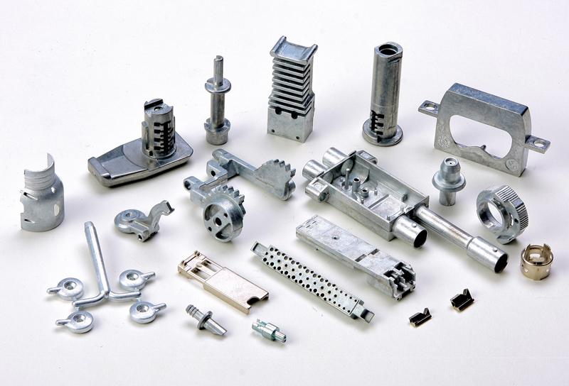 custom zinc die casting